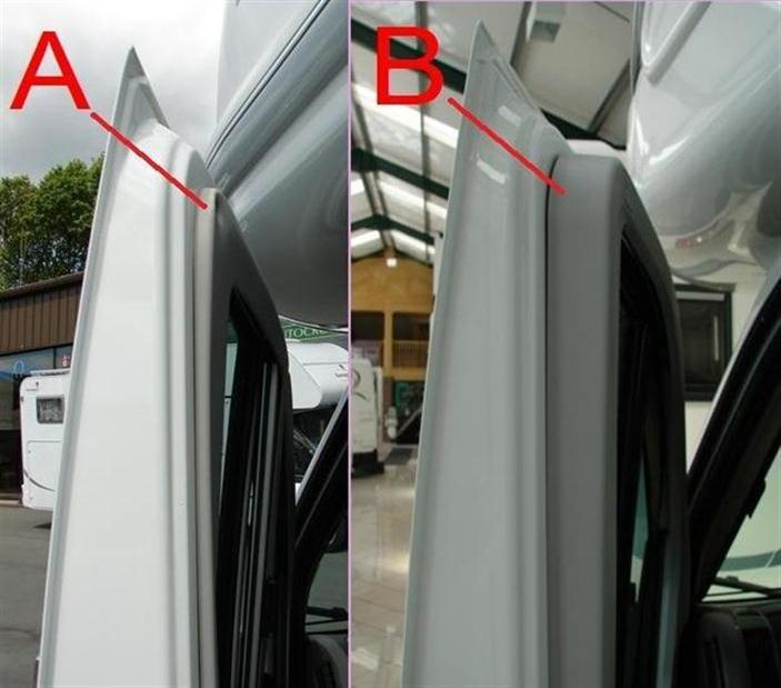 Silver Screens The Original And Best Motorhome Cab Window
